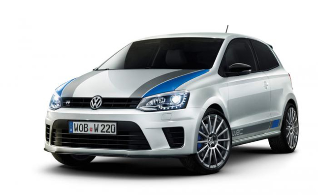 Volkswagen Polo R WRC Street Car Trumps Fiesta ST With 217-HP