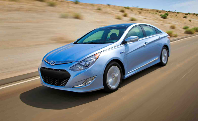 Government Buys More Hybrids From Hyundai Than Ford