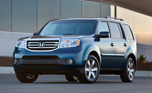 Honda Pilot, Odyssey Recalled: 748,000 Units Affected