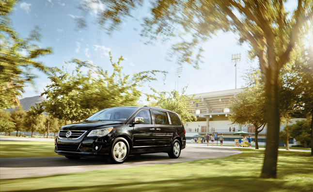 Volkswagen Routan Axed After All