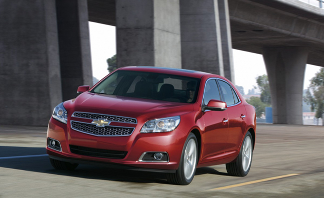 GM Announces Recall on Five Models: 12K Units Affected