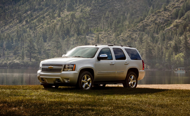 GM SUVs, Trucks and Vans Recalled for Shift-Lock Issues