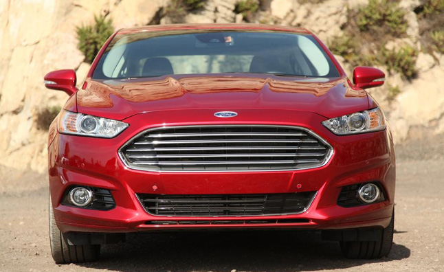 Ford Fusion, Fusion Hybrid Earn Five-Star Safety Rating from NHTSA