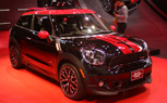 2013 MINI Paceman JCW Video, First Look: 2013 Detroit Auto Show