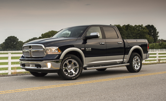 2013 Ram 1500 Wins North American Truck/Utility Vehicle of the Year