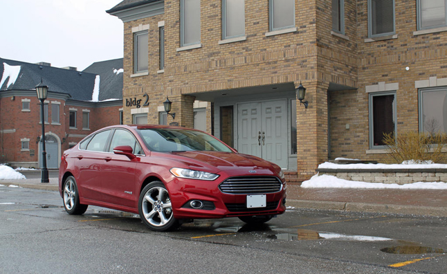 Ford Grows Hybrid Segment Market Share to New Record