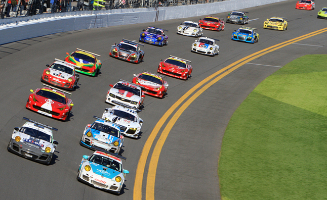Audi Clinches First GT Class Victory at 2013 Rolex 24 Hours at Daytona