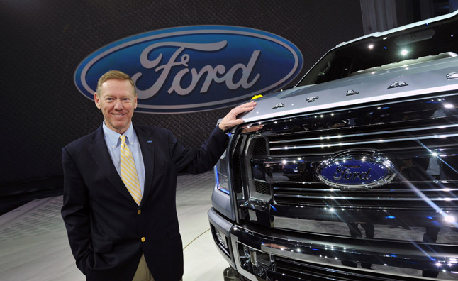 Ford Posts $5.67 Billion Net Income in 2012