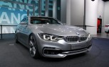 BMW 4 Series Concept Coupe Unveiled at Detroit Auto Show