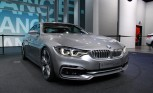 BMW 4-Series Coupe Concept Video, First Look: 2013 Detroit Auto Show