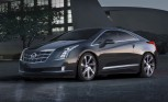 Cadillac ELR Leaked Ahead of Detroit Auto Show Debut