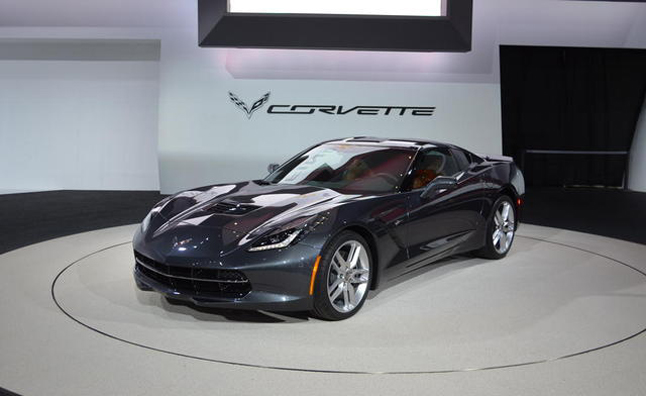 2014 Corvette Convertible to Bow at Geneva Motor Show