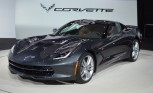 2014 Corvette Stingray Still Hot on Detroit Show Floor