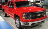 2014 Chevy Silverado Shows Off new Looks in Detroit