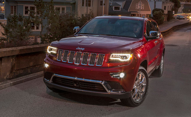 2014 Jeep Grand Cherokee Info Leaked With 30 MPG Diesel