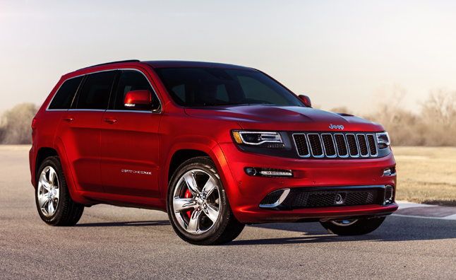 2014 Jeep Grand Cherokee: New Diesel Delivers 420 Lb-Ft, 30 MPG