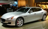 2014 Maserati Quattroporte Gets Twin-Turbo Ferrari Engines
