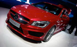 2014 Mercedes CLA Revealed With Premium Style, Budget Price