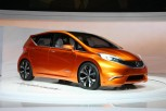 2014 Nissan Versa Hatchback to Bow at Detroit Auto Show