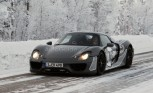Porsche 918 Spyder Getting Closer to Production – Spy Photos