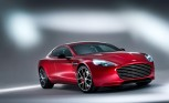 2014 Aston Martin Rapide S Delivers 550-HP