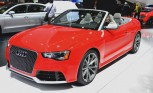 2014 Audi RS5 Cabriolet Takes V8 Power Topless