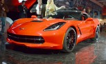2014 Chevrolet Corvette Stingray Ignites 2013 Detroit Auto Show