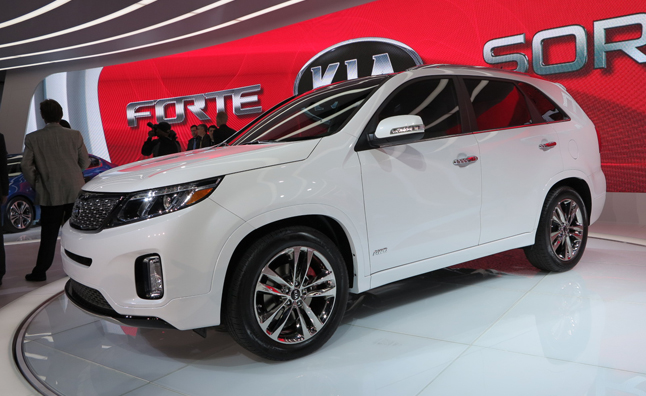 2014 Kia Sorento to Start at $24,950