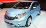 2014 Nissan Versa Note Video, First Look: 2013 Detroit Auto Show