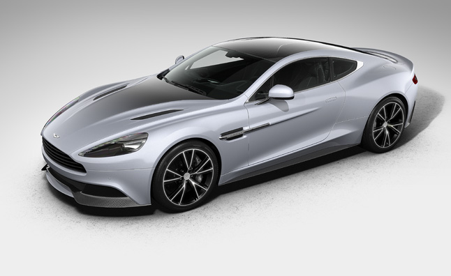 Aston Martin Centenary Editions Celebrate 100 Years of British Luxury