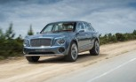 Bentley 'Falcon' SUV to Get New Styling