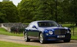 2013 Bentley Mulsanne Gets New Creature Comforts