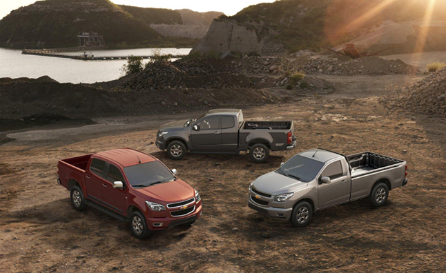 GM, Isuzu Likely to Develop New Pickup Truck Together