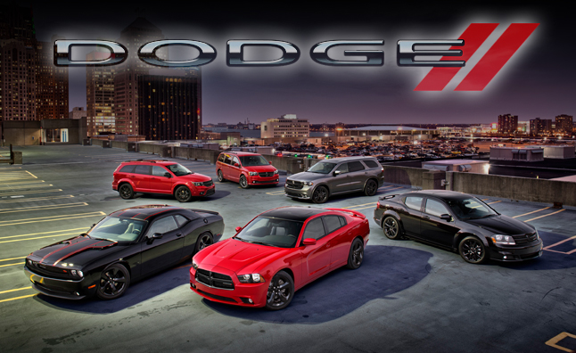 "Dodge Expanding ""Blacktop Package"" to Seven-Passenger Models"