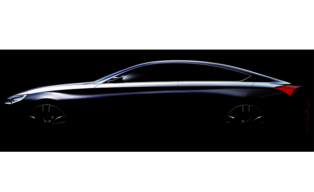 2014 Hyundai Genesis Previewed by HCD-14 Concept