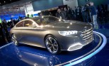 2014 Hyundai Genesis Sedan Previewed in Wild HCD-14 Concept