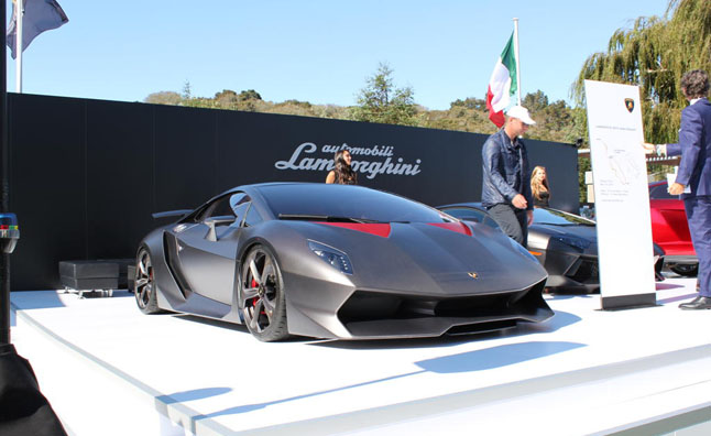 Lamborghini Sesto Elemento Production Specs Revealed
