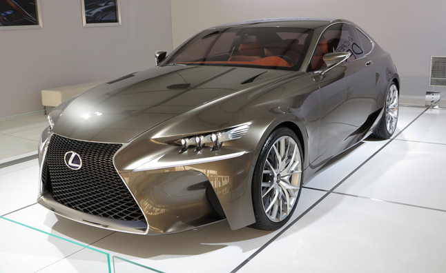Lexus LF-CC Expected to Reach Showrooms in 2015