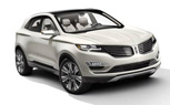 Lincoln MKC Crossover Leaked Ahead of Detroit Auto Show Reveal