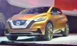 2014 Nissan Murano Previewed in Resonance Concept