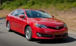Toyota Recalling 3,235 Units for Faulty Occupant Sensing System