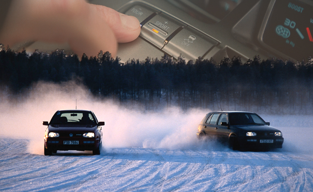 Under the Hood: What is Traction Control?