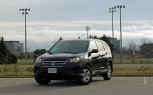 Five-Point Inspection: 2013 Honda CR-V LX