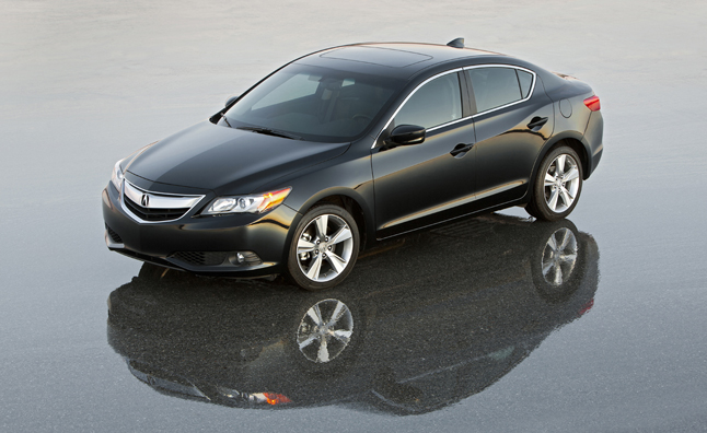 Acura ILX to be Tweaked for Better Value