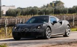 Alfa Romeo 4C Spied Testing Ahead of Geneva Debut