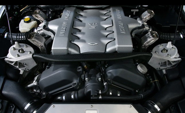 Aston Martin, AMG Engine Tie-Up Talks Confirmed