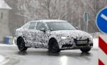 Audi A3 Sedan Caught Testing in Spy Photos