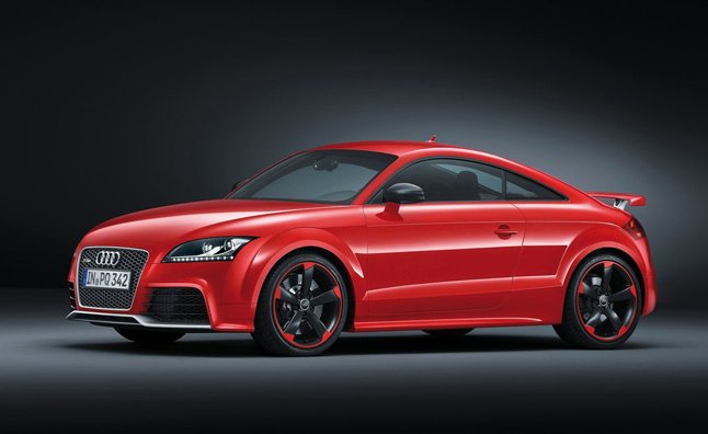 Next Audi TT to Move Upmarket, Feature Angular Styling