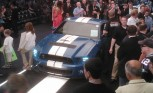 Custom Shelby GT500 Fetches $200,000 for Charity at Barrett-Jackson