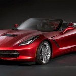 2014 Corvette Convertible Officially Confirmed for 2013 Geneva Motor Show Debut